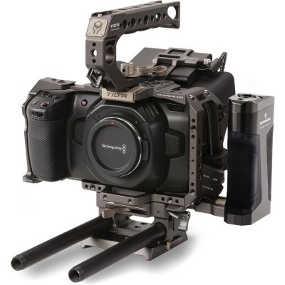 Tilta BMPCC 4K/6K Advanced Module (Tilta Gray)