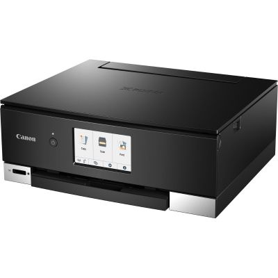 Canon Pixma TS8340 Wireless Inkjet All-In-One Photo Printer (Black)