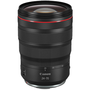 Canon RF 24-70mm f/2.8L IS USM Lens