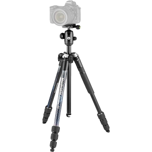 Manfrotto Element MII Aluminium Tripod with Ball Head (Black)