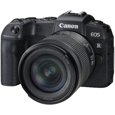 Canon EOS RP Mirrorless Digital Camera with RF 24-105mm f/4-7.1 IS STM Lens