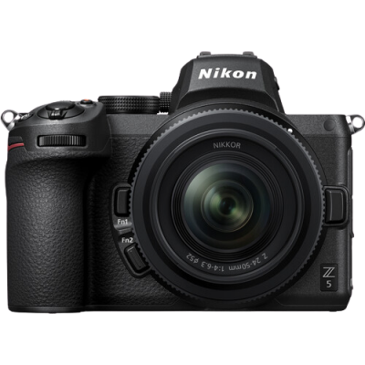 Nikon Z 5 Mirrorless Digital Camera with 24-50mm Lens