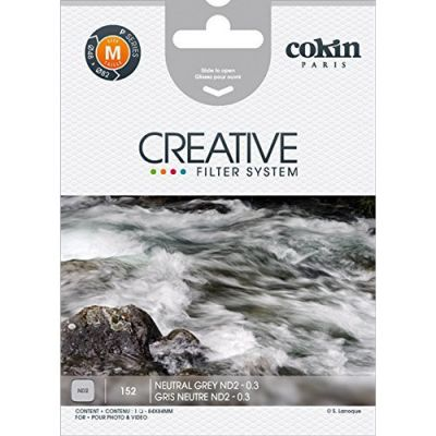 Cokin P152 Neutral Grey ND2 Neutral Density Filter