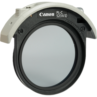 Canon 52mm Circular Polarizing Filter Drop-In Filter