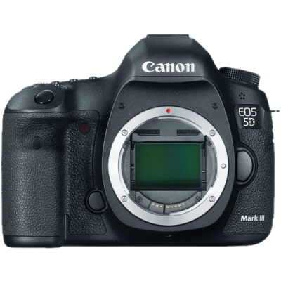USED Canon EOS 5D Mark III DSLR Camera Body - Rating 7/10 (S31623)