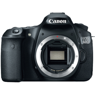 USED Canon EOS 60D DSLR Camera Body with Grip - Rating 7/10 (SH6324)