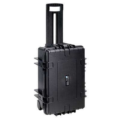 B&W International Type 6700 Outdoor Case with Padded Dividers (Black)