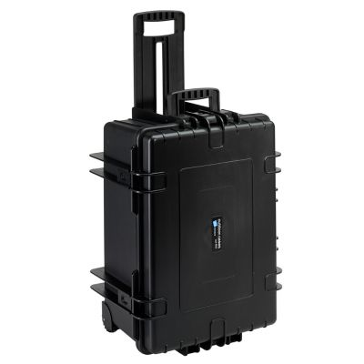 B&W International Type 6800 Outdoor Case with Padded Dividers