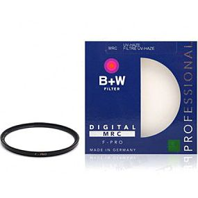 B+W 55mm F-PRO UV Filter
