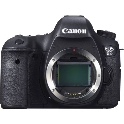 USED Canon EOS 6D DSLR Camera Body - Rating 6/10 (SH6132)