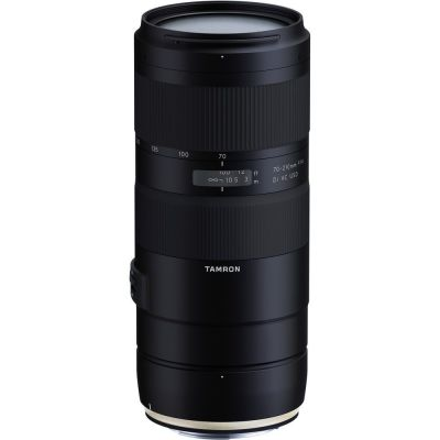 USED Tamron 70-210mm f/4 Di VC USD Lens (Canon EF) - Rating 8/10 (S31240)