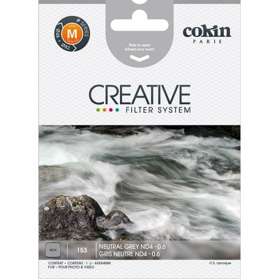 Cokin P153 Neutral Grey ND4 Neutral Density Filter