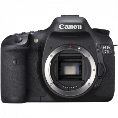 USED Canon EOS 7D DSLR Camera Body - Rating 7/10 (S31492)