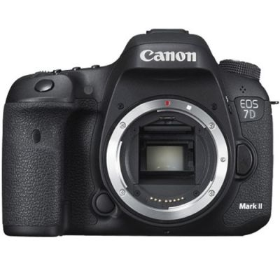 USED Canon EOS 7D Mark II DSLR Camera Body - Rating 7/10 (S31547)