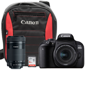 Canon EOS 800D DSLR Double Lens Kit