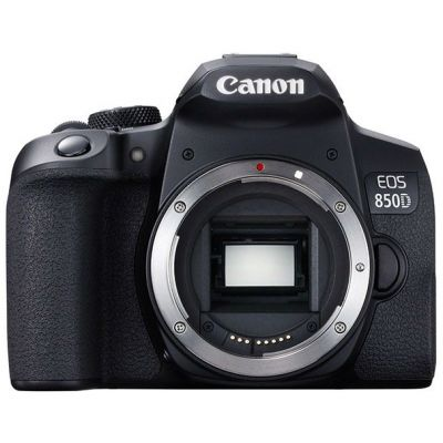 Canon EOS 850D DSLR Camera