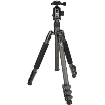 Rental: Sirui W-2204 Waterproof Carbon Fiber 4-Section Tripod with Ball Head