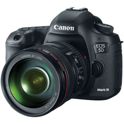 Rental: Canon EOS 5D Mark III DSLR Camera with 24-105mm Lens