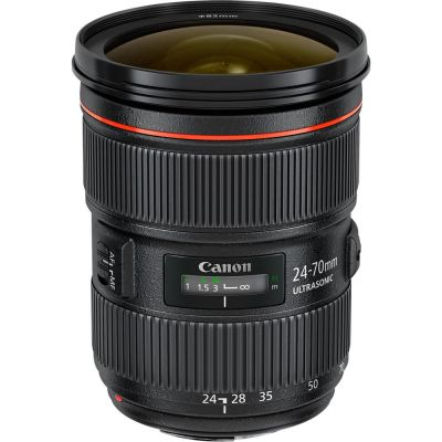 USED Canon EF 24-70mm f/2.8 L II USM Lens - Rating 7/10 (S30775)