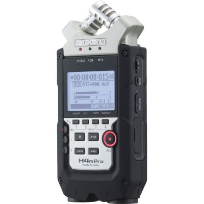 Rental: Zoom H4n Pro 4-Channel Handy Recorder