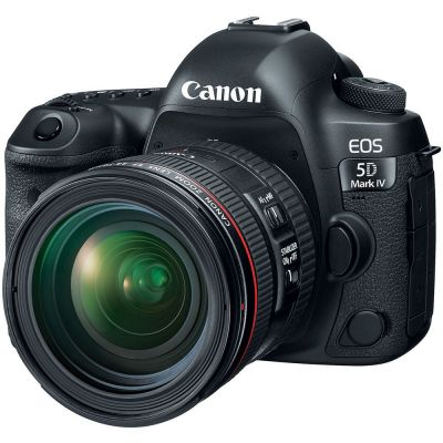 Rental: Canon EOS 5D Mark IV DSLR with EF 24-70mm f/2.8 L II USM Lens