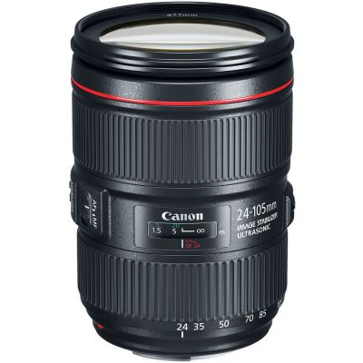 Rental: Canon EF 24-105mm f/4L IS II USM Lens