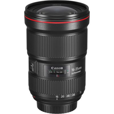 USED Canon EF 16-35mm f/2.8L III USM Lens - Rating 8/10 (S30908)