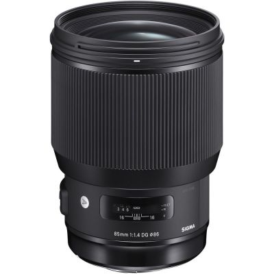 Rental:  Sigma 85mm f/1.4 DG HSM Art Lens (Sony E)