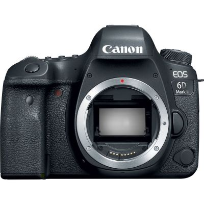 Rental: Canon EOS 6D Mark II DSLR Camera Body