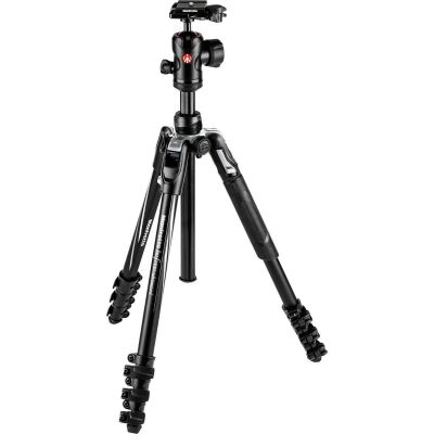Rental: Manfrotto Beefree Tripod With Ball Head (Small)