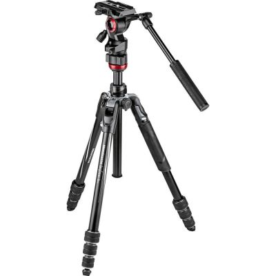Rental: Manfrotto Befree Live Aluminum Video Tripod Kit