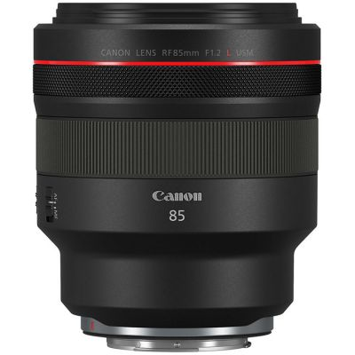 USED Canon RF 85mm f/1.2L USM Lens - Rating 8/10 (S30653)