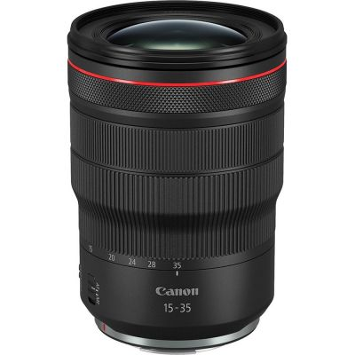 USED Canon RF 15-35mm f/2.8L IS USM Lens - Rating 8/10 (S30822)
