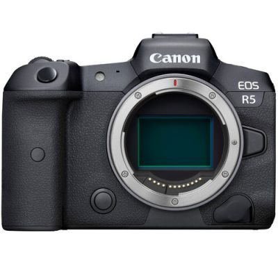 Rental: Canon EOS R5 Mirrorless Camera Body