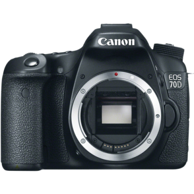 USED Canon EOS 70D DSLR Camera Body - Rating 7/10 (S30926)