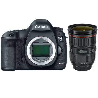 Rental: Canon EOS 5D Mark III DSLR Camera with 24-70mm f2.8L II USM Lens