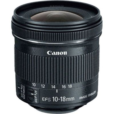 Rental: Canon EF-S 10-18mm f/4.5-5.6 IS STM Lens