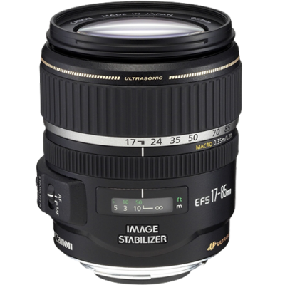 USED Canon EF-S 17-85mm f/4-5.6 IS USM Lens - Rating 7/10 (S30684)