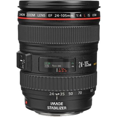 Rental: Canon EF 24-105mm f/4 L IS USM Lens