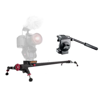 Rental: Konova Slider K3 + 128 RC Video Head