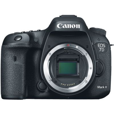 Rental: Canon EOS 7D Mark II