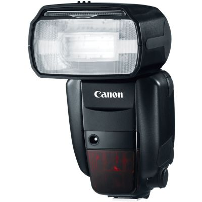 Rental: Canon Speedlite 600EX-RT Flash