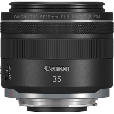 Rental: Canon RF 35mm f/1.8 IS STM Macro Lens