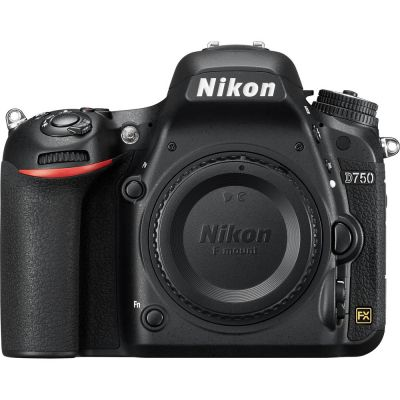 Rental: Nikon D750 DSLR Camera Kit (Including Memory Card & Reader)