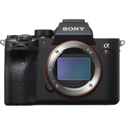 USED Sony Alpha A7R IV Mirrorless Camera Body - Rating 8/10 (S31399)
