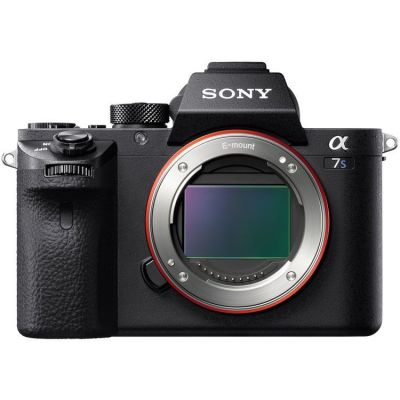 USED Sony Alpha A7S II Mirrorless Camera Body - Rating 7/10 (S31361)