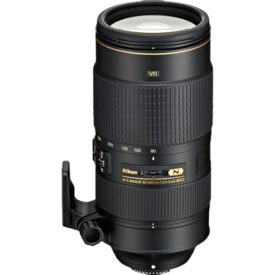 USED Nikon AF-S 80-400mm f/4.5-5.6 G ED VR Lens - Rating 8/10 (S31205)