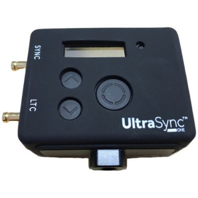"""Atomos Silicone Case with 1/4""""-20 Mounting Threads for UltraSync ONE"""