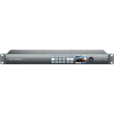 Blackmagic Smart Videohub 12 x 12 6G-SDI