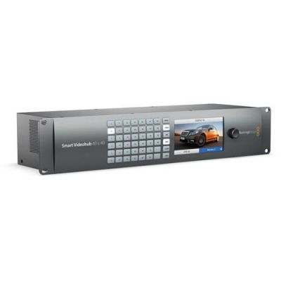 Blackmagic Smart Videohub 40 x 40 6G-SDI